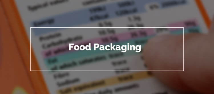 Food, Packaging,